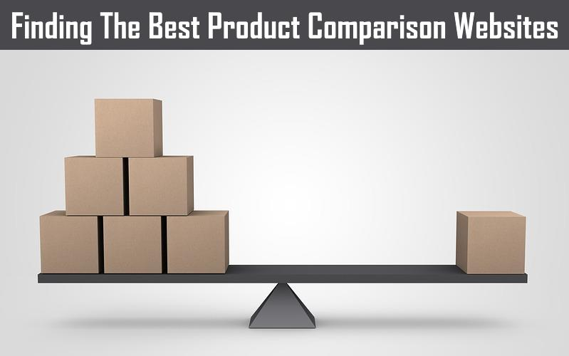 Finding the Best Product Comparison Websites