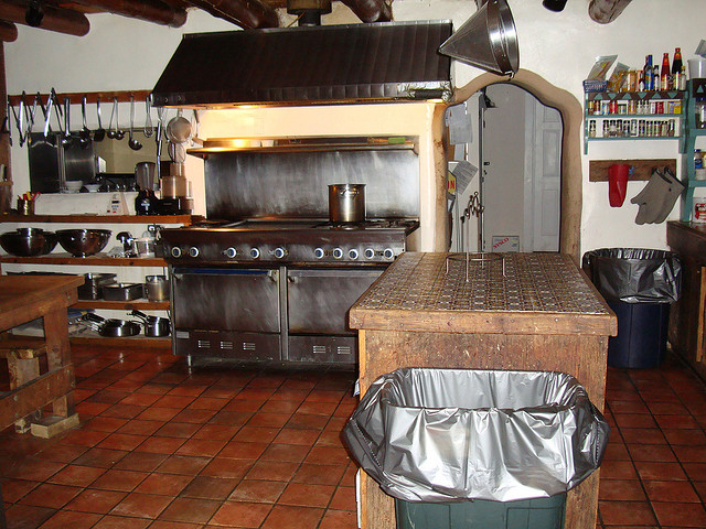 Example of a Mexican kitchen from Kitchen Design Around The World