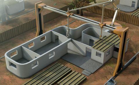 3D House Printer