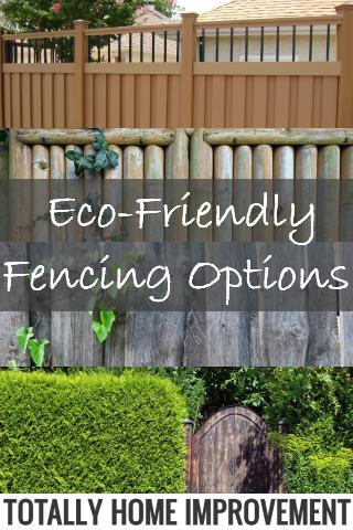Eco-Friendly Fencing Options