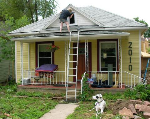 Preparing a house for sale