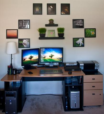 Collections Of Decorating Your Office Space,   Free Home Designs .