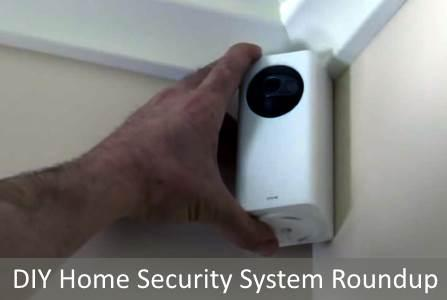 Best diy home security options