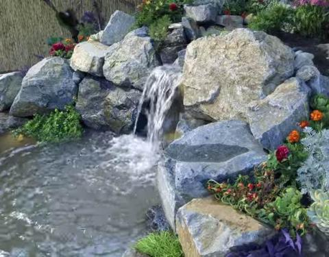 A Fish Pond Could Be A Relaxing Addition To Your Yard