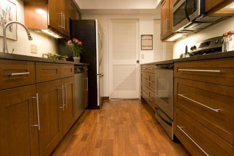 Example of a Galley Kitchen
