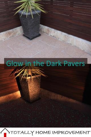 Glow in the Dark Paving