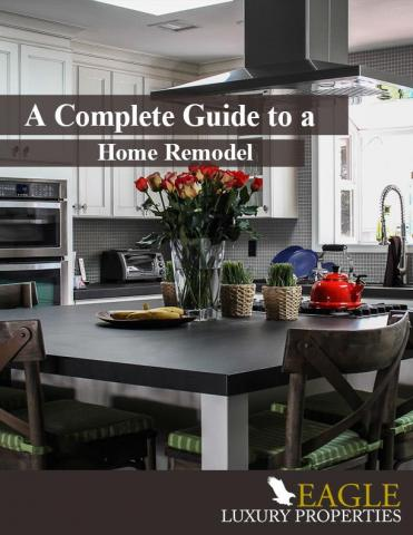 A complete guide to a home remodel