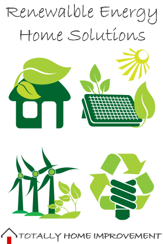 Renewable Energy Home Solutions