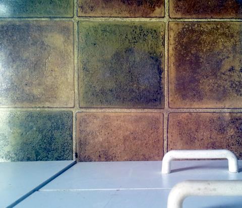 old lino floor