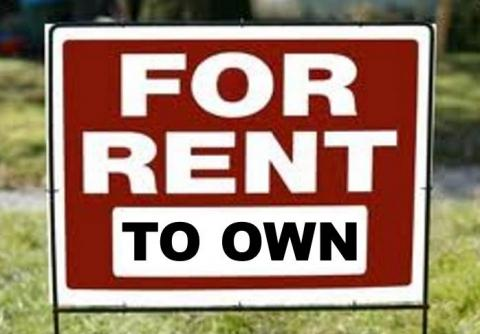 Rent to Own Your Home