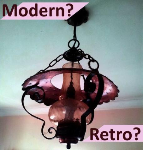Modern Retro Rustic Lighting
