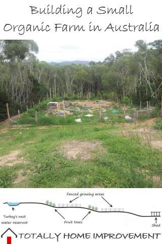 Building a Small Organic Farm in Australia