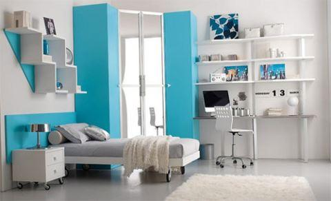 Teenager Bedroom Design