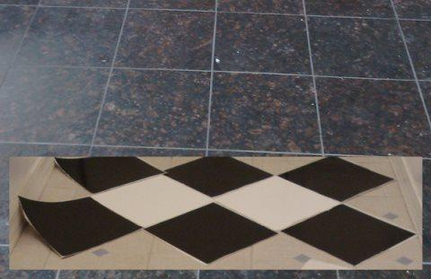 Charming Ceramic Tile Vs Peel And Stick Floor Tiles