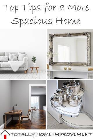 Top Tips for a More Spacious Home