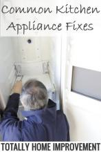 Common Kitchen Appliances Problems and Their Simple Fixes