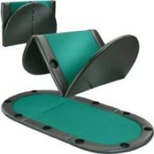 folding poker table top