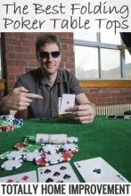 The Best Folding Poker Table Tops