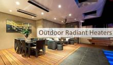Outdoor Radiant Heaters