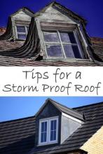 Tips for a Storm Proof Roof