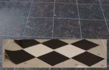 Ceramic Tile Vs Peel-And-Stick Floor Tiles
