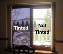 Tinted vs Not Tinted Windows