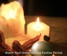 Warm your home this Christmas