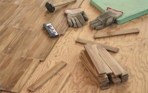 Is It Very Easy To Install Wood Flooring Yourself